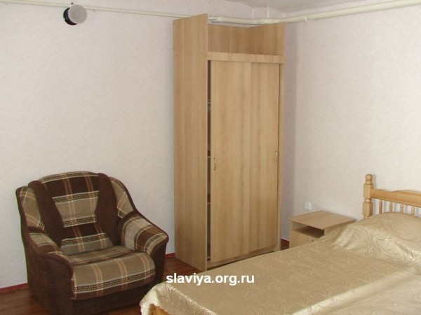 """Анапа гостиница """"Славия"""""""